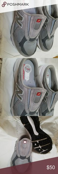 Mens New Balance Athletic Sliders sz 10 Athletic Shoes worn indoors only 2xs New Balance Shoes Athletic Shoes