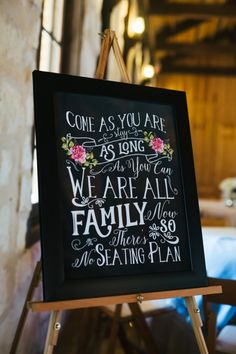 Your wedding is coming up and you have NO idea what wedding signs you should include on the big day. No worries, we've got you covered!