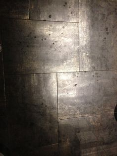 Antares Jupiter Iron Matte Industrial Floor Tile For The