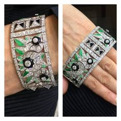 Dazzle yourself in diamonds, everlasting emeralds and beautiful black onyx from the London Collection. Visit the Diamond Salon in London Jewelers Americana Manhasset for our newest luxury diamond creations. #londonjewelers #americana #diamondsalon #emerald #blackonyx #diamodns #cuff #bracelet #luxury #love #picoftheday #beautiful #new #style #trendy