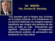 Su mision..