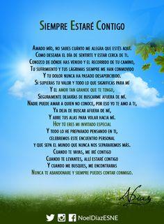 Sad Quotes, Wisdom Quotes, Life Quotes, Spanish Prayers, Religious Education, At Home Workout Plan, Faith Prayer, Sad Love, Love Poems