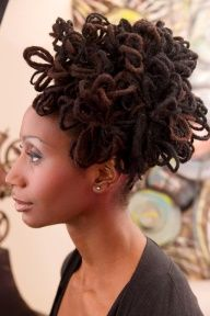 natural hairstyles for black women - Google Search