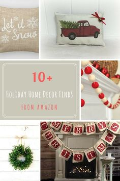Christmas home decor, easy DIYs, holiday, Christmas, Christmas hacks, popular pin, holiday decor, home decor.