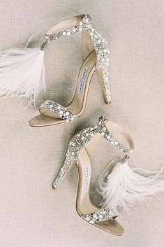 7d70758981be 24 Most Wanted Wedding Shoes For Bride   Bridesmaids