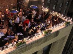 DNAinfo.com New York assembled a handy guide of some of the top unpretentious rooftop bars in the city.