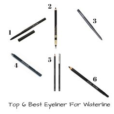 Best Eyeliner For Waterline Of 2019 - Make Up By Chelsea Best Eyeliner For Tightlining, Best Pencil Eyeliner, Best Drugstore Eyeliner, Best Eye Pencil, Best Waterproof Eyeliner, Perfect Eyeliner, How To Apply Eyeliner, Brown Eyeliner, Waterline Eye Liner