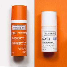 28 отметок «Нравится», 2 комментариев — Bella Aurora (@bellaaurora_cosmetics) в Instagram: «¿Quieres eliminar las manchitas de tu rostro? Te recomendamos el tratamiento de choque bio10,…»