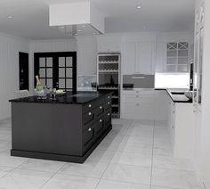Kitchen design by Nina Th. Fredrikstad, Norway, Kitchen Design, Studio, Home Decor, Decoration Home, Design Of Kitchen, Room Decor, Studios