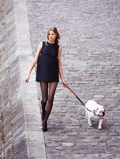 Vogue Paris Setembro 2014 | Andreea Diaconu, Magdalena Frackowiak, Arizona Muse by Gilles Bensimon [Editorial]