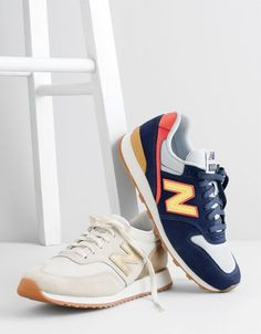 Sneakers you can't find anywhere else. Enter New Balance® for J.Crew—in unique color combos available exclusively here. To pre-order, call 800 261 7422 or email verypersonalstylist@jcrew.com.
