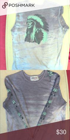 Gypsy 05 long sleeve shirt Mens size L Gypsy 05 Shirts Tees - Long Sleeve