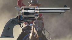 U. S. Firearms Single Action Revolver