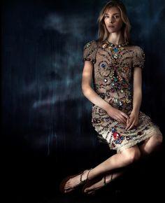Light of the lights | Hedvig Palm | Julia Hetta #photography | Elle Sweden June 2012
