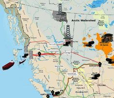 How INSULTING: a case of 24 small bottle of water and 2 pouches of tobacco???  Who do these individuals think they ARE?????  No, this is not the 17th century: Chevron engineers, looking to frack billions of cubic feet of gas from indigenous Unist'ot'en territory in British Columbia, did indeed try to get past the tribe'