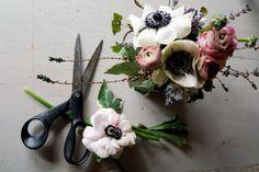 in progress... / flora flower studio