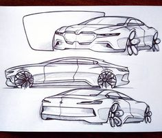 Luxury electric vehicle BMW i7 #bmw #bmwdesign #bmwi3 #handsketch #autonomous #electric #selfdriving #autopilot #sportscars #tutorial…