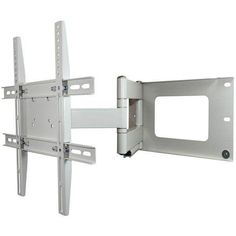 Hang je TV strak aan de muur terwijl je het nog kan draaien. De Hercules Fixed TV muurbeugel is een universele muurbeugel. Je TV komt 6,5 cm. van de muur te hangen in de platte stand. Je kunt de TV muurbeugel wel tot maximaal 53,5 cm. naar voren trekken. Bovendien kun je je televisie ook tot 90° naar rechts en naar links draaien. De maximale grootte van de TV die de Hercules Fixed muurbeugel kan dragen is t/m 63 inch. Dit model is leverbaar in Wit, Zilver en Zwart.