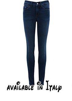 B072J42P3Q : NYDJ Da Donna Alina elevare jeans skinny 38 Traveller. 51% cotone 34% poliestere 13% lyocell 2% Elastam. Chiusura con bottone e zip per volare. Strategicamente posizionati impunture. Tecnologia di sollevamento Tuck. Cinque tasche