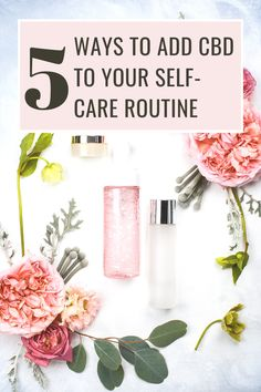 Use these 5 simple ways to add CBD to your self-care routine enhance your experience, increase relaxation, and improve the quality of your self-care routine so you can feel better and manage your stress, anxiety, or other chronic health conditions. Holistic Nutrition, Nutrition Education, Health And Wellness, Nutrition Articles, Alternative Health, Alternative Medicine, Hemp Seed Recipes, Makeup For Moms, Education Information