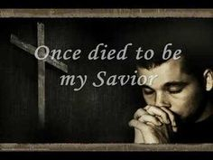 My Savior Loves, Lives and He's ALWAYS there for me!  Joyous Easter!  My Savior My God - Aaron Shust