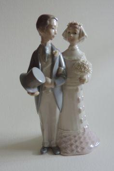 Vintage, Lladro: Wedding