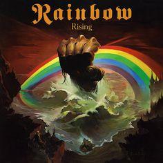 rainbow rising album cover - Google Search