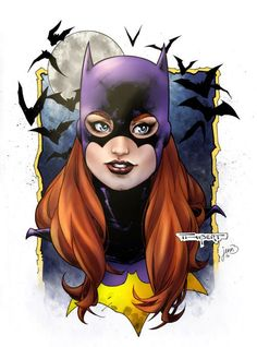 Batgirl - Art Thibert: