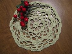 Merrily - A Little Doily