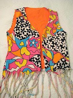 Hippie 1 - vest