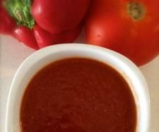 Recipe 'My Kids Don't Know The Difference' Tomato Sauce (Ketchup) by KrissyB - Recipe of category Sauces, dips & spreads Thermomix Tomato Ketchup Recipe, Homemade Tomato Sauce, Baby Food Recipes, Soup Recipes, Healthy Recipes, Healthy Food, Cooking Sauces, Cooking Recipes, Bellini Recipe