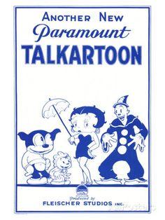 Cartoon Posters, Retro Cartoons, Old Cartoons, Classic Cartoons, Vintage Cartoon, Vintage Movies, Cartoon Art, Cartoon Characters, Vintage Art
