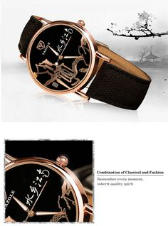 YAZOLE 363 Chinese Style Retro Luminous Hand Women Watch Lingerie Accessories, Wearable Device, Chinese Style, Quartz Watch, Watches For Men, Jewelry Watches, Women Jewelry, Woman, Retro