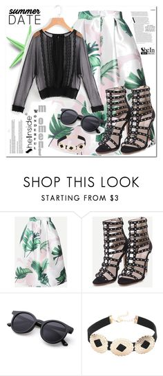 """""""Shein XXIV/9"""" by soofficial87 ❤ liked on Polyvore"""