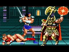 Golden Axe II (Genesis) Full Playthrough (No Death)
