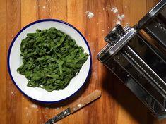 Pasta fresca de espinacas | Recetas Mycook