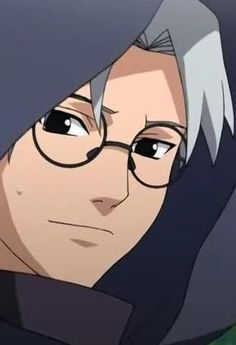 Naruto pinning challenge day 20 - Least favorite villain: Kabuto
