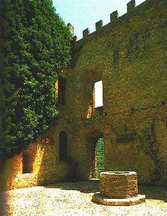 Castello di Rocca Sinibalda province of Rieti , Lazio region Italy
