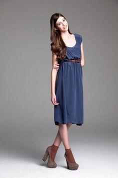 paper crown marlow dress