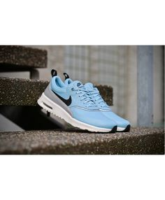 brand new ab3ea d8a04 Air Max Thea Lx Mica Blue Metallic Silver Ivory Black Womens Cheap Sale Air  Max Thea