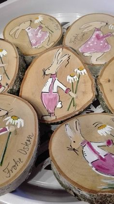 Ostern Ostern The post Ostern & DIY & Ostern appeared first on Event Planung France . Easter Art, Easter Crafts, Easter Bunny, Easter Eggs, Easter Food, Easter Dinner, Spring Crafts, Holiday Crafts, Wooden Crafts
