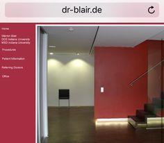 Dr Blair in Stuttgart - American dentist