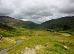 Hardknott Pass Lake District, Golf Courses, Places To Visit, Mountains, Holiday, Nature, Travel, Vacations, Viajes