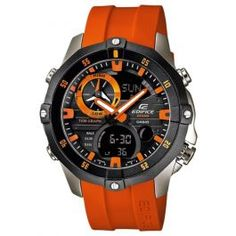 34ae1e654ad Relógio CASIO EDIFICE ADVANCED MARINE