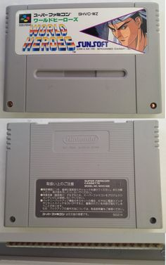 #Famicom :  Super Famicom :  World Heroes SHVC-WZ http://www.japanstuff.biz/ CLICK THE FOLLOWING LINK TO BUY IT ( IF STILL AVAILABLE ) http://www.delcampe.net/page/item/id,0363932625,language,E.html