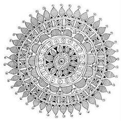 Indian folk designs