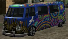 """""""Camper"""" - Featured In San Andreas"""