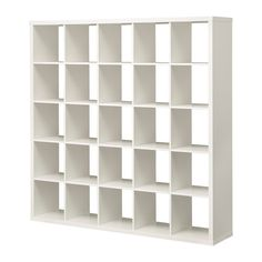 IKEA - KALLAX, Open kast, wit,
