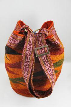 "Ethnic-chic ""shigra"" handbag/purse. Buy online: http://www.etsy.com/listing/170898830/handmade-ecuadorian-handbag-shigra-by?ref=shop_home_active"