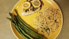 Your favorite pasta tossed with olive oil, lemon juice, basil and black pepper. Can be served hot or cold. Lemon Pepper Pasta Recipe, Protein Breakfast, Vegan Breakfast, Recipe Filing, Pasta Recipes, Pasta Salad, Vegetarian, Stuffed Peppers, Tossed